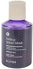 Парфюми, Парфюмерия, козметика Сплаш маска за лице - Blithe Rejuvenating Purple Berry Splash Mask