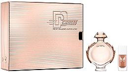 Парфюмерия и Козметика Paco Rabanne Olympea - Комплект (парф. вода/50ml + лак за нокти/9ml)