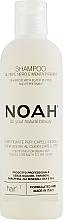 Парфюмерия и Козметика Укрепващ шампоан с черен пипер и мента - Noah
