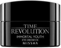 Парфюми, Парфюмерия, козметика Подмладяващ околоочен крем - Missha Time Revolution Immortal Youth Eye Cream EX