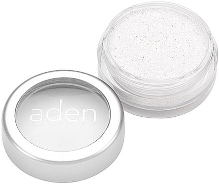Насипен глитер за лице - Aden Cosmetics Glitter Powder