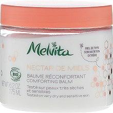 Парфюмерия и Козметика Възстановяващ балсам за тяло - Melvita Nectar de Miels Comforting Balm