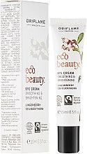 Парфюми, Парфюмерия, козметика Хидратиращ околоочен крем - Oriflame Ecobeauty Eye Cream