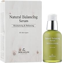 Парфюмерия и Козметика Балансиращ серум за лице - The Skin House Natural Balancing Serum