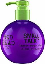 Парфюмерия и Козметика Крем за обем и плътност на косата - Tigi Bed Head Small Talk 3-in-1 Thickifier