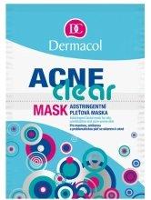 Парфюмерия и Козметика Маска за мазна, комбинирана и проблемна кожа - Dermacol Acne Clear Mask