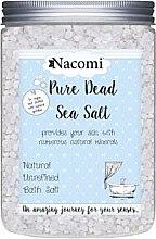 Парфюми, Парфюмерия, козметика Соли от мъртво море за вана - Nacomi Natural Dead Sea Salt Bath