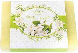 "Парфюми, Парфюмерия, козметика Сапун ""Жасмин"" - Delicate Organic Aroma Soap"