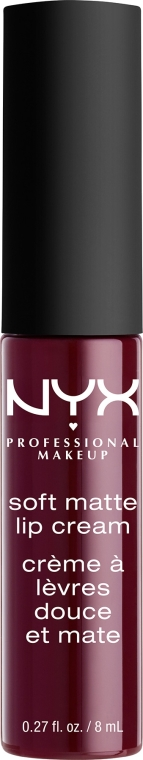 Течно червило за устни - NYX Professional Makeup Soft Matte Lip Cream