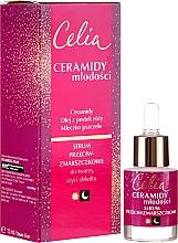 Парфюмерия и Козметика Серум против бръчки за лице, шия и деколте - Celia Ceramidy Serum