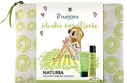 Парфюми, Парфюмерия, козметика Комплект - Rene Furterer Naturia (shampoo/50ml + dry/shampoo/75ml + bag)