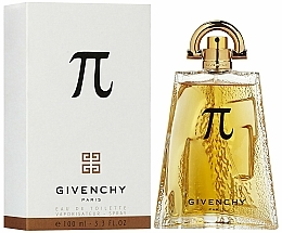 Парфюмерия и Козметика Givenchy Pi - Тоалетна вода