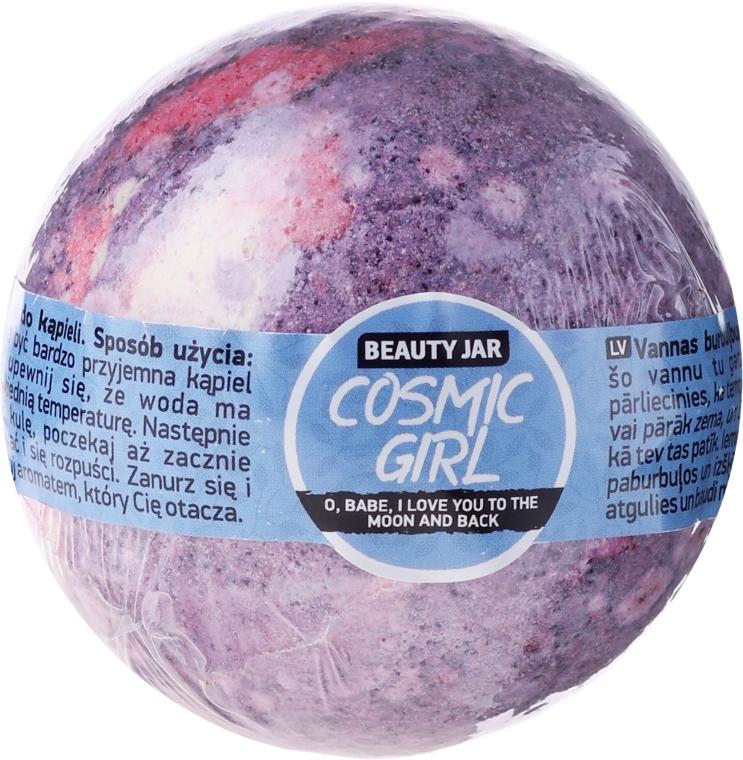 "Бомбичка за вана ""Космическо момиче"" - Beauty Jar Cosmic Girl"