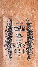 """Парфюмерия и Козметика Кафеен скраб """"Шоколад"""" - Bare Care Chocolate Coffee Scrub"""