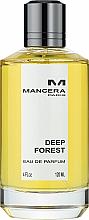 Парфюмерия и Козметика Mancera Deep Forest - Парфюмна вода