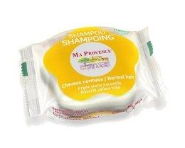 """Парфюмерия и Козметика Твърд шампоан за нормална коса """"Жълта глина """" - Ma Provence Shampoo"""