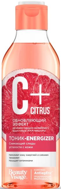 Тоник за лице - FitoKosmetik C+Citrus Tonik-Energizer AntiegEnz