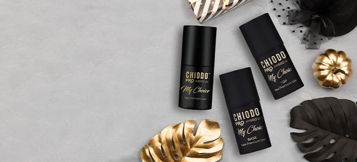 Подарък продуктът с най-ниска стойност при покупка на три промоционални продукта Chiodo Pro