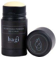 Парфюмерия и Козметика Балсам за тяло с масло от какао - Hagi