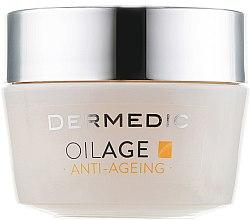 Парфюми, Парфюмерия, козметика Нощен подхранващ крем за лице - Dermedic Oilage Repairing Night Cream