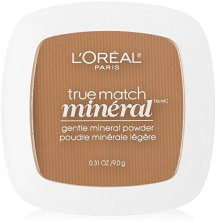 Парфюми, Парфюмерия, козметика Пудра за лице - L'Oreal Paris True Match Mineral Powder