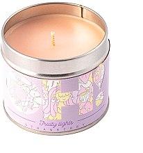 Парфюми, Парфюмерия, козметика Свещ с аромат на ягода - Oh!Tomi Fruity Lights Candle