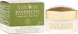 Парфюми, Парфюмерия, козметика Маска за лице - Erbario Toscano Olive Complex Regenerating Face Mask