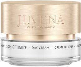 Парфюмерия и Козметика Дневен крем за чувствителна кожа - Juvena Skin Optimize Day Cream Sensitive Skin