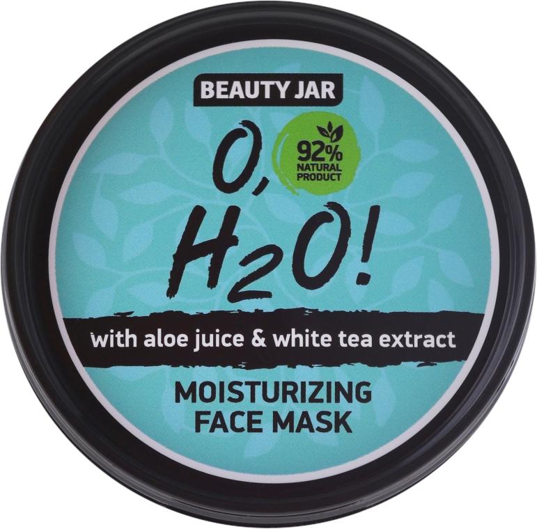 Хидратираща маска за лице - Beauty Jar O,H2O Moisturizing Face Mask