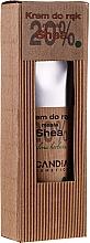 Парфюмерия и Козметика Крем за ръце със зелен чай - Scandia Cosmetics 20% Shea Green Tea Hand Cream