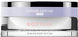 Парфюмерия и Козметика Крем-масло за тяло - Isabelle Lancray Bodylia Sublime Body Butter