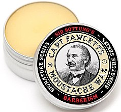 Парфюми, Парфюмерия, козметика Восък за мустаци - Captain Fawcett Sid Sottungs Moustache Wax Barberism
