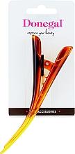 Парфюмерия и Козметика Фиба за коса FA-5807, кехлибар 12 см. - Donegal
