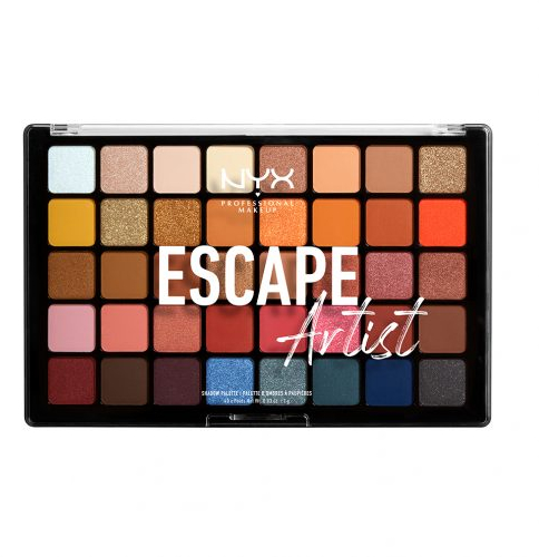 Палитра сенки за очи - NYX Professional Makeup Escape Artist