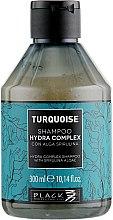 Парфюмерия и Козметика Възстановяващ шампоан за коса - Black Professional Line Turquoise Hydra Complex Shampoo