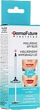 Серум за устни с хиалуронова киселина - DermoFuture Precision Hyaluronic Lip — снимка N2