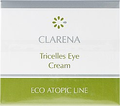 Парфюми, Парфюмерия, козметика Околоочен крем - Clarena Tricelles Eye Cream (mini)