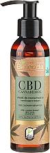 Парфюмерия и Козметика Почистващо масло за лице - Bielenda CBD Cannabidiol Oil
