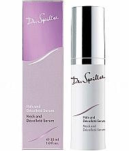Парфюмерия и Козметика Лифтинг серум за шия и деколте - Dr. Spiller Breast and Decollete Lift Serum