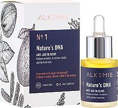 Парфюмерия и Козметика Подмладяващ еликсир за лице - Alkemie Nature's DNA Oil Elixir