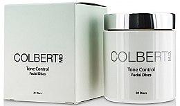 Парфюми, Парфюмерия, козметика Тампони за лице - Colbert MD Tone Control Facial Disc