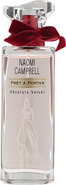 Naomi Campbell Pret a Porter Absolute Velvet - Парфюмна вода — снимка N3