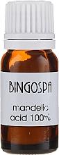 Парфюмерия и Козметика Бадемова киселина 100% (за професионална употреба) - BingoSpa