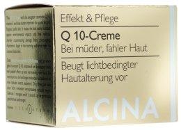 Парфюми, Парфюмерия, козметика Крем за лице с Q10 - Alcina Q 10 Creme