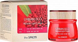Парфюмерия и Козметика Крем с екстракт от телопеа - The Saem Urban Eco Waratah Light Cream