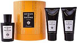Парфюми, Парфюмерия, козметика Acqua Di Parma Colonia Essenza - Комплект (edc/100ml + sh/gel/75ml + ash/b/75ml)