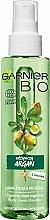 Парфюмерия и Козметика Подхранващ спрей за лице с арганово масло - Garnier Bio Rich Argan Nourishing Mist