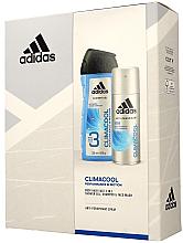 Парфюмерия и Козметика Комплект - Adidas Climacool Men (deo/150ml +sh/gel/250ml)