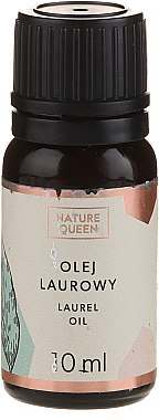 "Етерично масло ""Дафинов лист"" - Nature Queen Essential Oil Laurel"