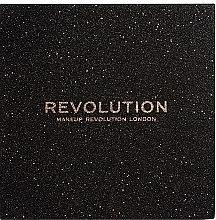 Палитра с брокат- Makeup Revolution Pressed Glitter Palette Abracadabra — снимка N2